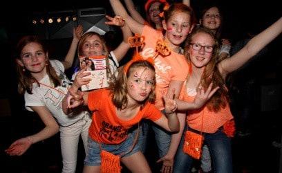 KiaK Disco – Oranjeparty