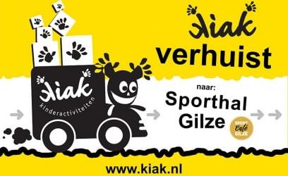 KiaK van Schakel naar Sporthal