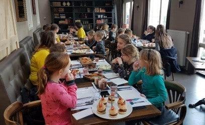 Koken met Kids: schrijf je nú in!