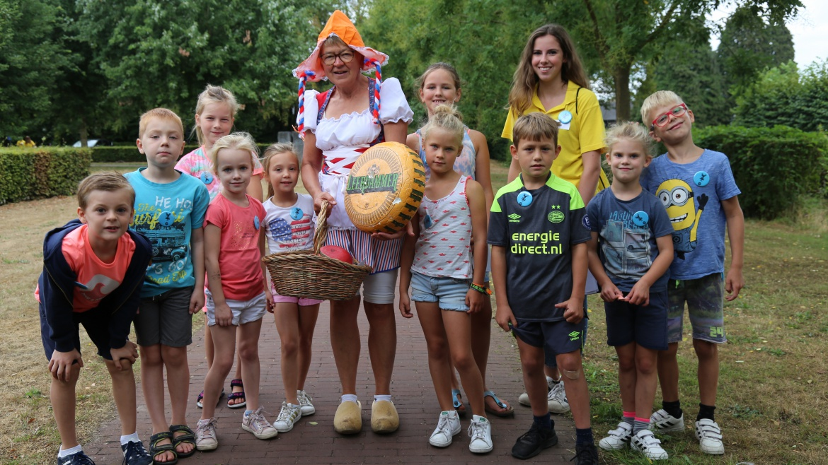 Kindervakantieweek 2019