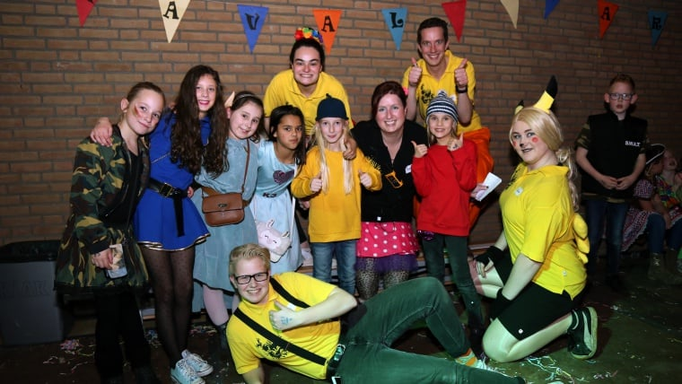 Kick-off KiaK Carnaval