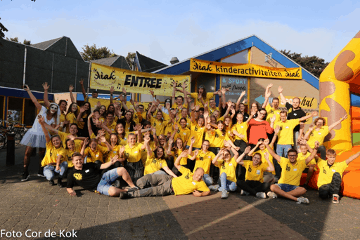 Geef je op als vrijwilliger voor de Kindervakantieweek 2021!