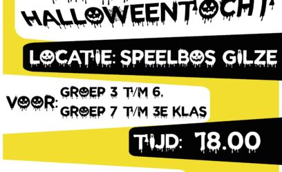 Nieuw: KiaK & Gillesa Halloweentocht