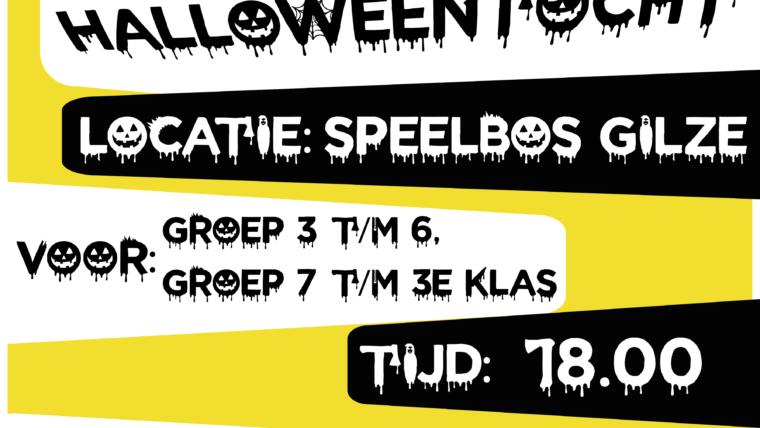 Nieuwe activiteit: KiaK Halloweentocht!